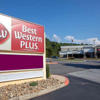 Best Western Plus University Inn & Conference Center, hotel in Clemson