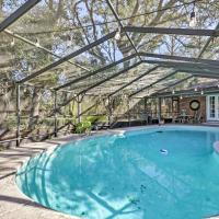 Beach Retreat in Jacksonville - Pet and Family-Friendly