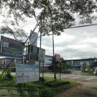 The Lodge Taman Flash Gordon Penampang, hotel in Penampang