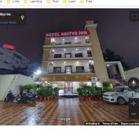 hotel aditya inn cantt, hotel near Lal Bahadur Shastri International Airport - VNS, Varanasi