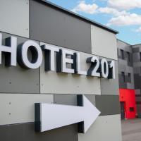 Hotel L201 - 24h self-check in