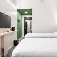 GreenStar Hotel Vaasa, hotelli Vaasassa