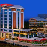 The Merlot Hotel Eskisehir, hotel in Eskisehir
