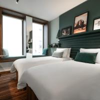 A-STAY Antwerp, hotell Antwerpenis