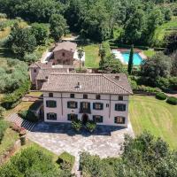 Villa Il Poderino a Lucca, hotell i Santa Maria del Giudice