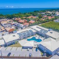 SunBahia Praia Hotel, hotel in Praia de Taperapuan, Porto Seguro