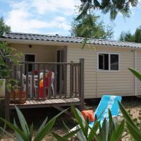 Camping Clau Mar Jo, hôtel à Bormes-les-Mimosas