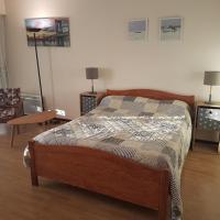 Appartement T1 central pour cures courts séjours, hôtel à Saint-Paul-lès-Dax