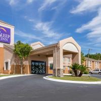 Sleep Inn I-95 North Savannah, hotel in Port Wentworth