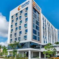 Comfort Inn & Suites Miami International Airport, hôtel à Miami près de: Aéroport international de Miami - MIA