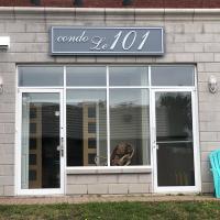 Condo Le '' 101 '' au centre-ville de Rimouski