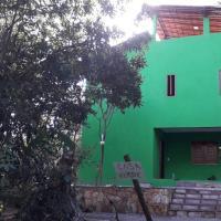 Viesnīca Casa verde pilsētā Palmeirasa