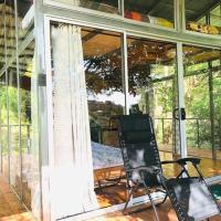 Cabaña treehouse Mountain View