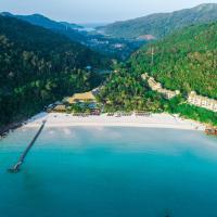 The Taaras Beach & Spa Resort, hotel di Pulau Redang