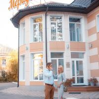 Гостиница Меридиан, отель в Ангарске