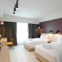 Port Canary Airport Hotel, hotel a Lat Krabang
