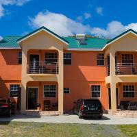 Jean's ( 1 or 2 B/R ) Condo, Sapphire Estate,Laborie ,St Lucia. Comfort in Style.