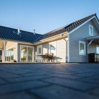 Dänisches Blockhaus direkt am Wangermeer