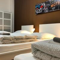 cosy three room apartment with flatscreen TV, hotel in Recklinghausen