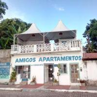 Amigos Apartamentos, hotel in Itaparica Town