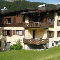 Appartement in Hus Signal met prachtig uitzicht op de bergen