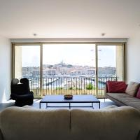 Grand T3 vue sur le Vieux Port de Marseille
