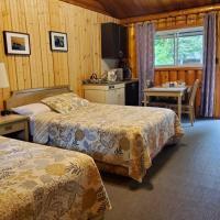 High Falls Motel & Cabins, hotel em Wawa