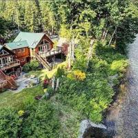 MCW River Front Retreat - Cabin Venue for Rent in Index