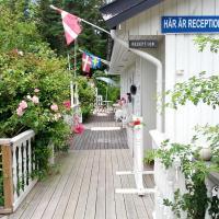 Hälluddens Stugby och Vandrarhem, hotell i Byxelkrok