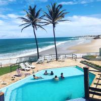 VILA PARADISE, hotel in Caponga