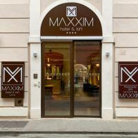 Maxxim Hotel, отель в Ферраре
