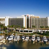 Sheraton San Diego Hotel & Marina, hotel near San Diego International Airport - SAN, San Diego