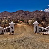 Namibgrens Guest Farm, hotel in Namibgrens