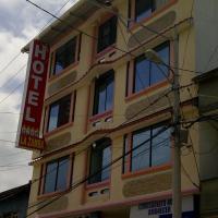 Hotel La Zamba, hotel em Echeandía