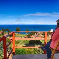 Inca lodge - Amantani、Amantaniのホテル