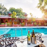 Bundelkhand Riverside, hotel in Orchha