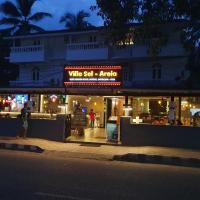 Villa Sol Areia, отель в Кандолиме