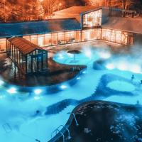 Hotel Complex Outdoor Thermal Pool