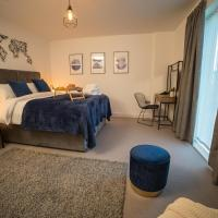 Luxury King Bed Apartment & FREE PARKING