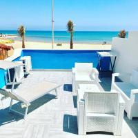 Terrazze Sul Mare, hotel a Pozzallo