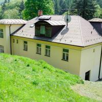 Penzión Vila Ivana, hotel v Trenčianskych Tepliciach