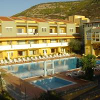 Club Malaspina Hotel & resort, hotel a Bosa