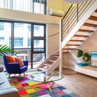 Light-filled loft: best location in Sydney