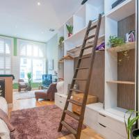 Beautiful loft style apartment in the City Centre