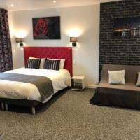 L' Annexe Beverl'inn, hotel in Flers