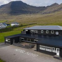 Hotel Nord, hotel in Viðareiði