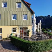 Eisenbahnwelten, Hotel in Rathen