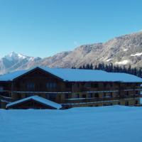 Grand Massif Morillon 2P4 confort