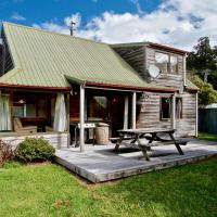 Oiti - Ohakune Holiday Home