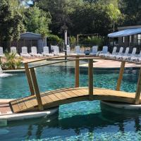 Camping Lou Cabasson, hotel in Bormes-les-Mimosas